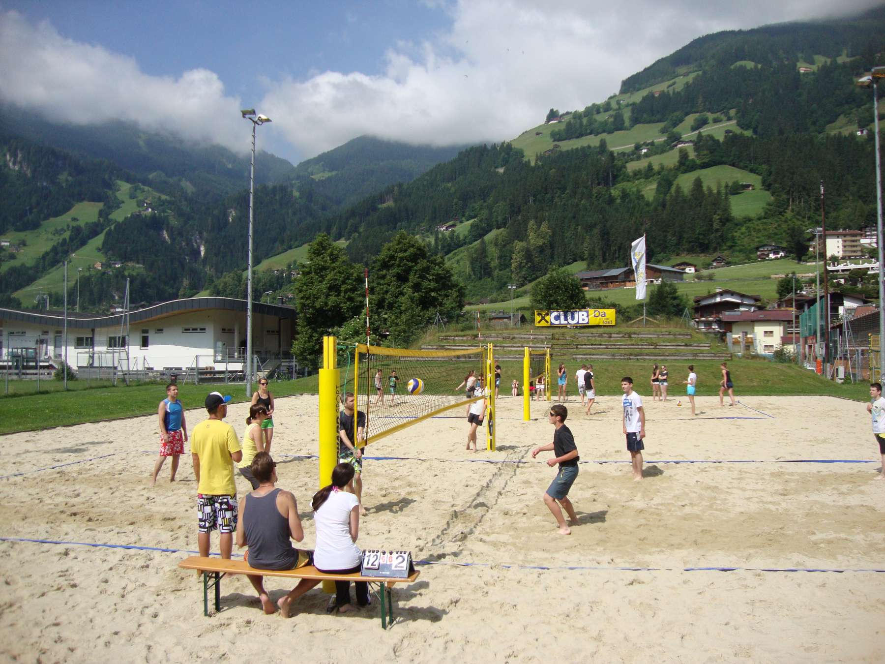 2014-06-21 Beachvolleyballturnier (09)