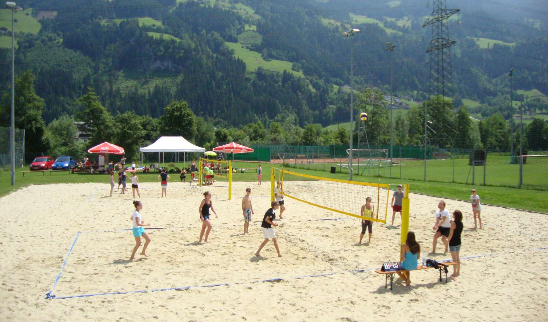 2014-06-21 Beachvolleyballturnier (20)