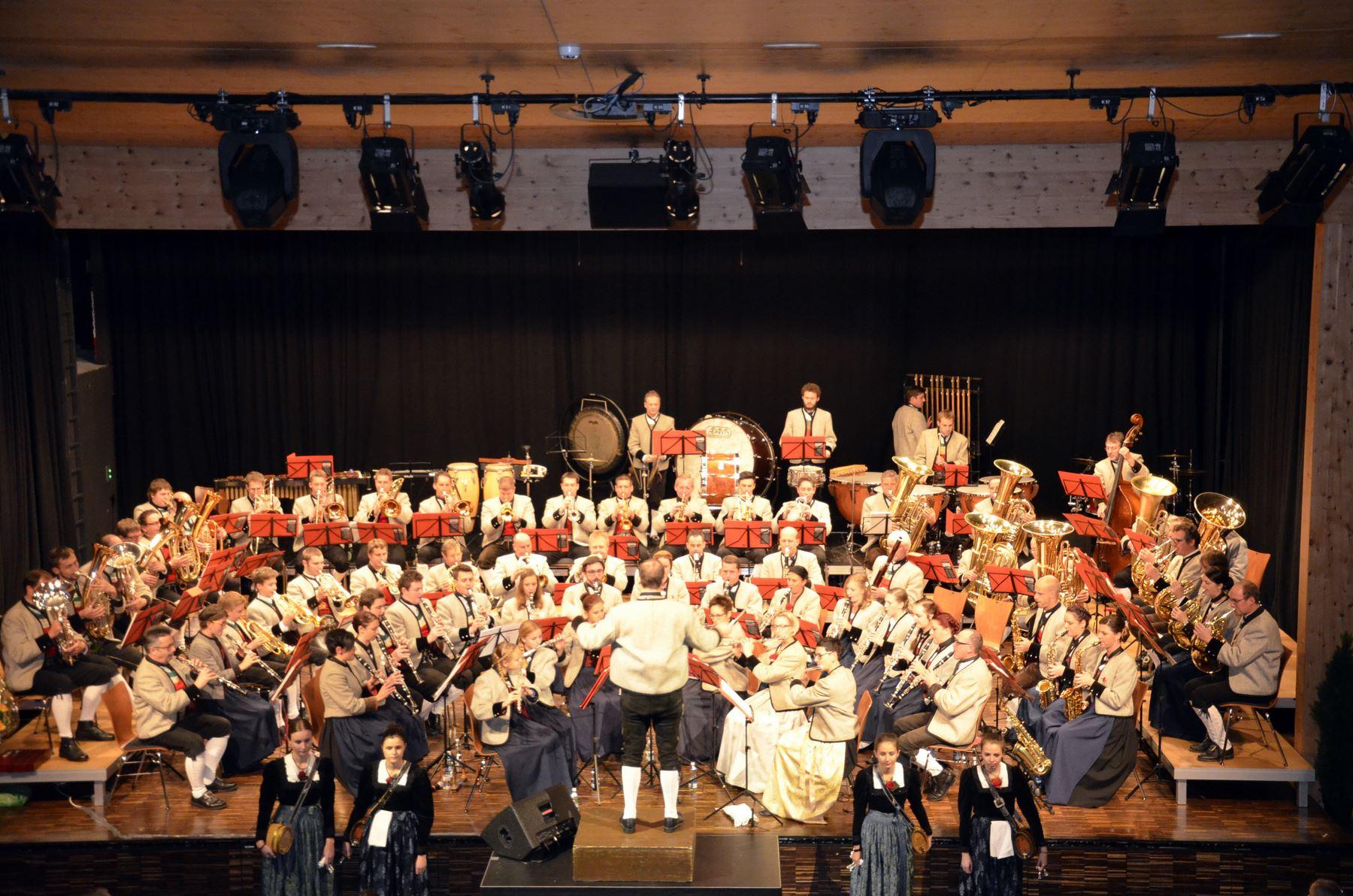 2015-10-17 Bezirksblasorchester Konzert 008