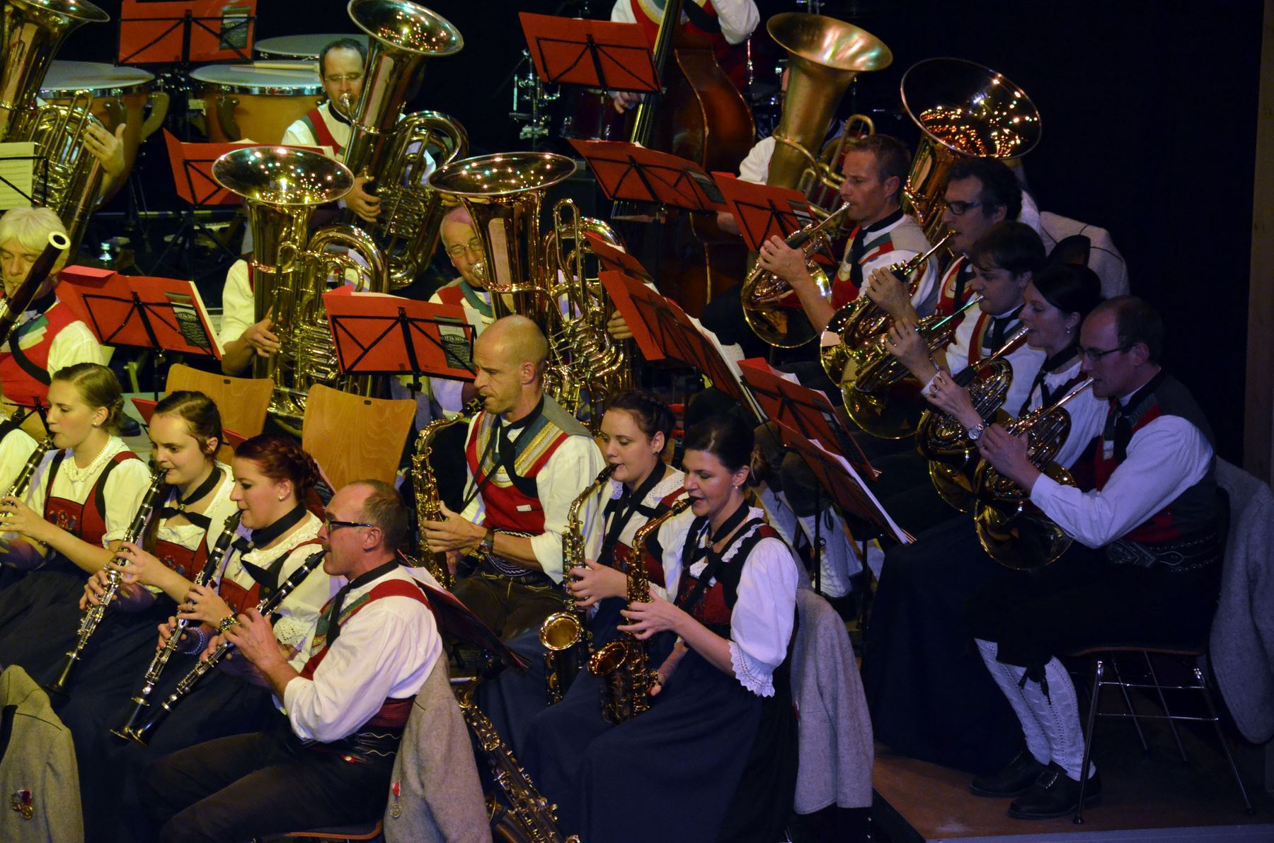 2015-10-17 Bezirksblasorchester Konzert 070