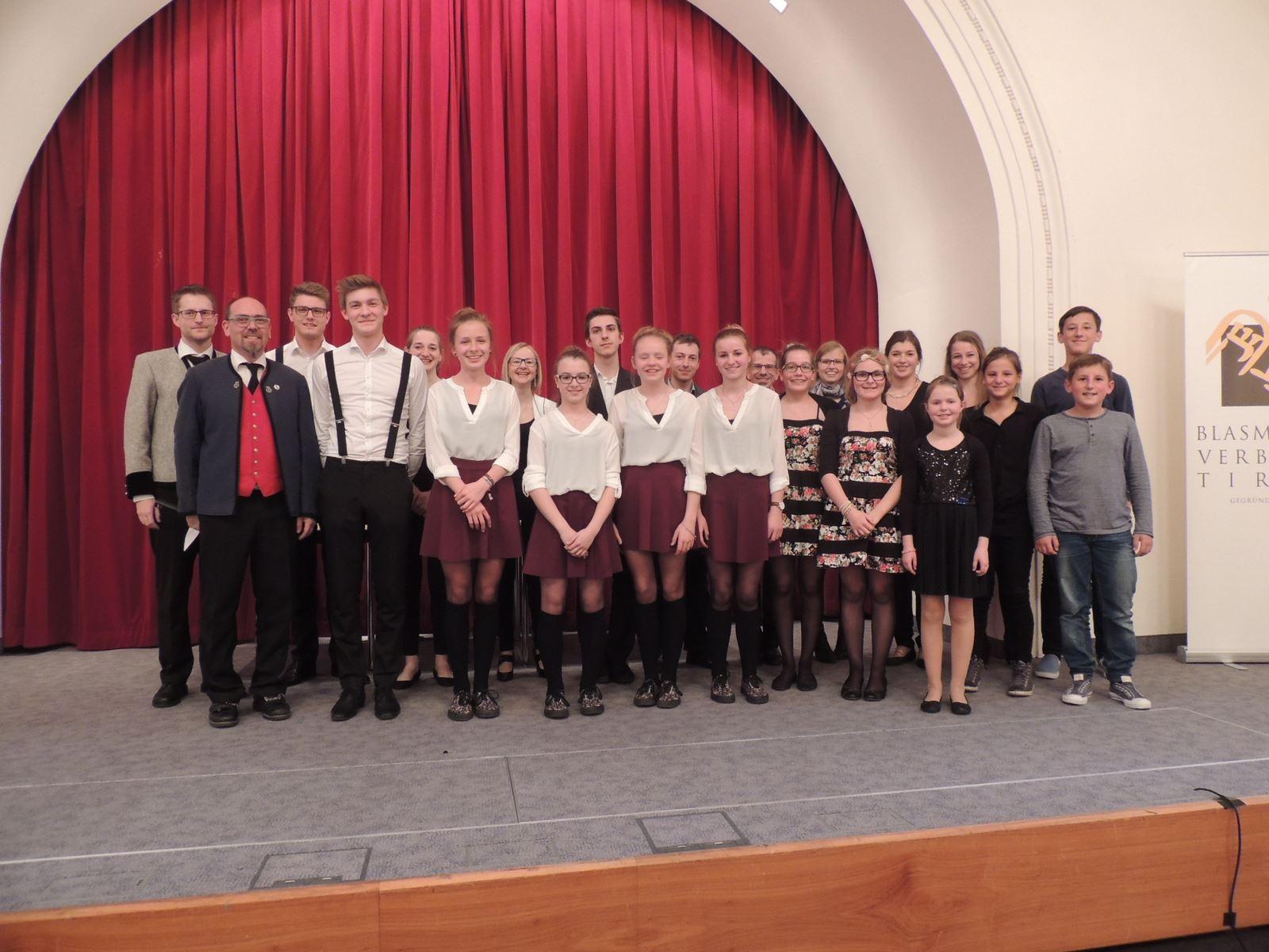 Teilnehmer Bundeswettbewerb