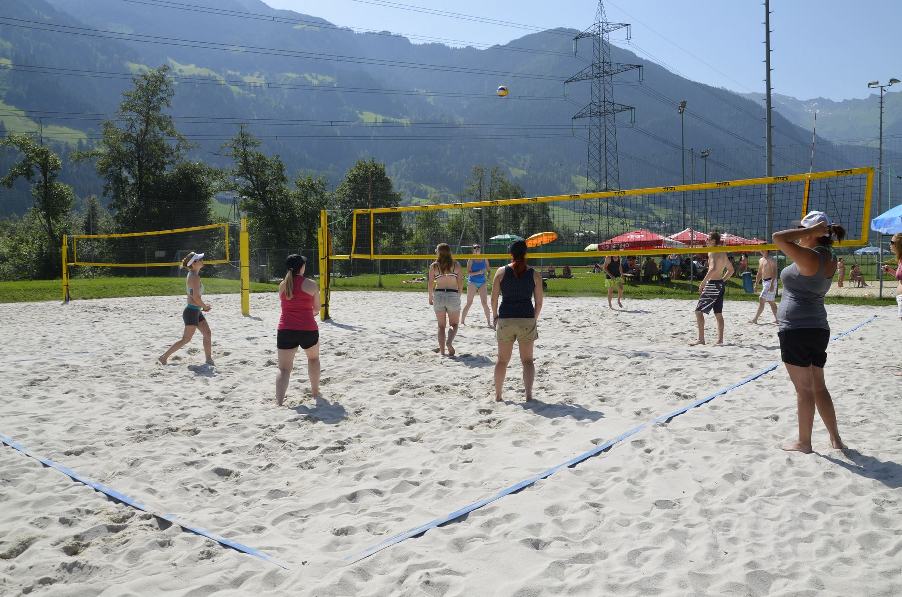 2015-07-04 Beachvolleyballturnier BV Zillertal 010