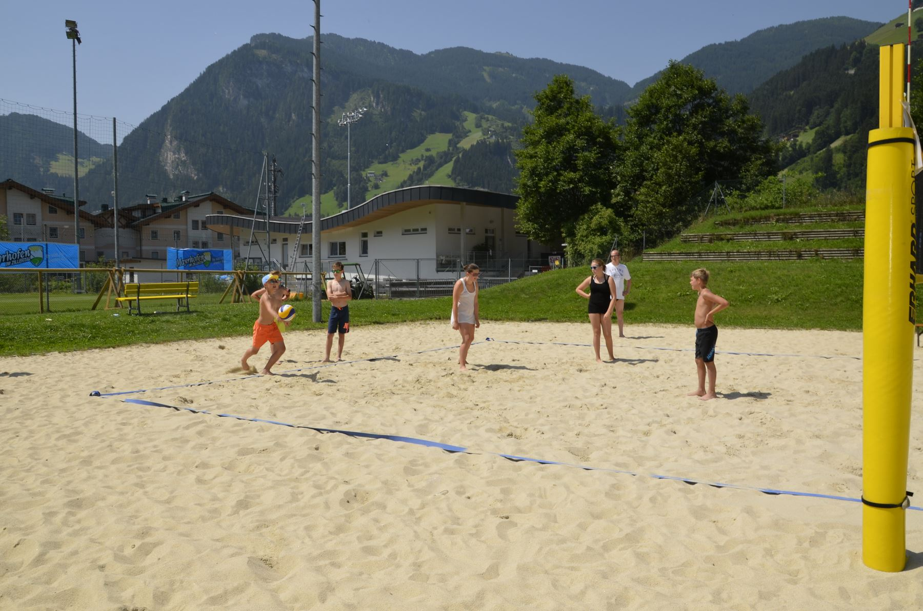 2015-07-04 Beachvolleyballturnier BV Zillertal 028