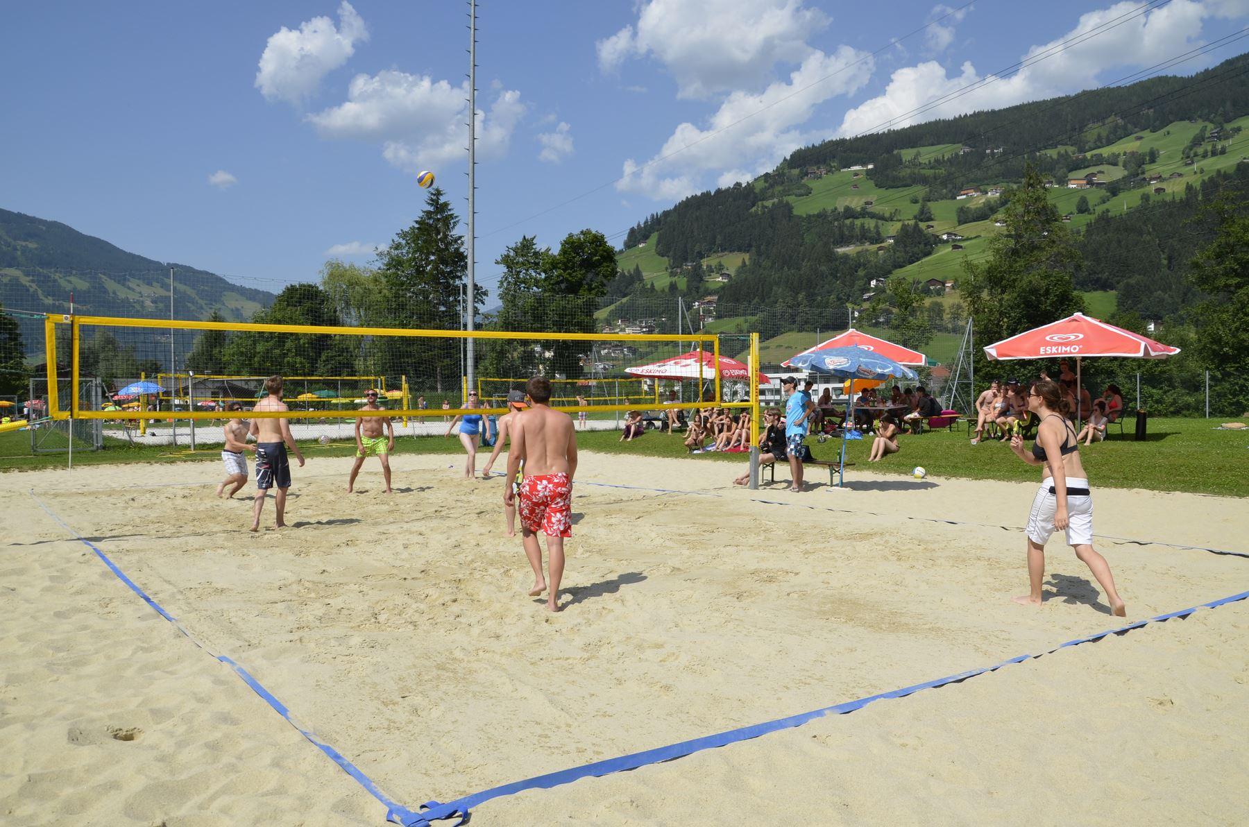 2015-07-04 Beachvolleyballturnier BV Zillertal 059